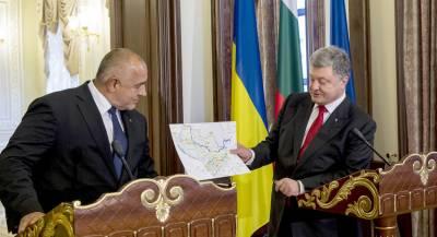 Проект украинского моста «срисовали» с российской купюры