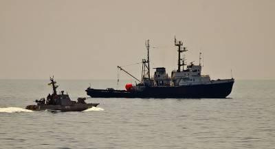 Украина закроет часть Азовского моря