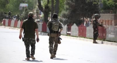 Взрыв прогремел у избиркома в Кабуле