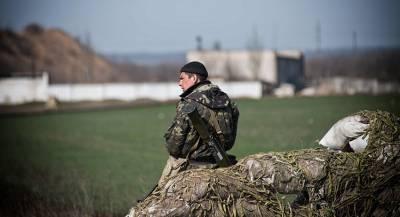 В результате обстрела в Донбассе погиб заключённый