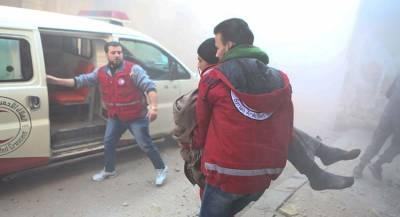 Израиль ответил ракетным огнём на провокацию Палестины
