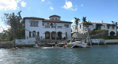 Ураган «Майкл» потрепал Кубу и отправился в США