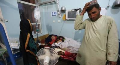 Дети и взрослые погибли в теракте в Афганистане