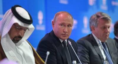 Путин пригрозил ударить по боевикам в Сирии