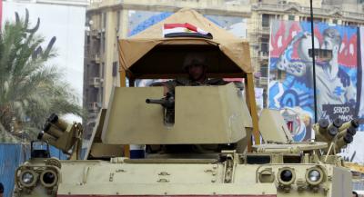 Египет продлил чрезвычайное положение