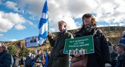 Шотландия обдумывает сценарий развода с Британией