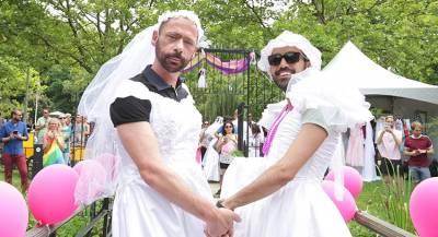 Где в Европе узаконены гей-браки