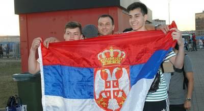 Сербия поклялась России в дружбе