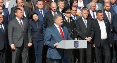 Президент Украины рассказал о брендах-раздражителях России