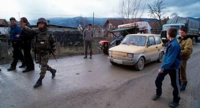 Конфликт на Балканском полуострове может возобновиться