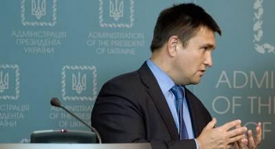 Климкин обвинил РФ в дестабилизации Украины