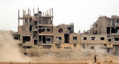 Коалиция опровергла сообщения о мирных жертвах в Сирии