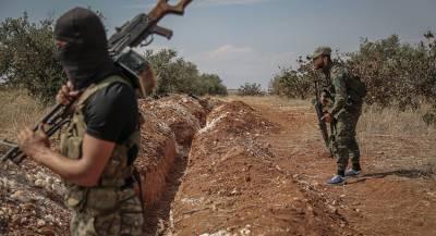 Боевики в Сирии избегают конфликта с Асадом