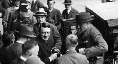 ЦРУ раскрыло сексуальную ориентацию Гитлера