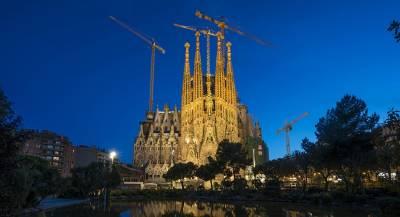Саграду Фамилию строили в Барселоне нелегально