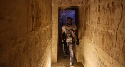 В Египте обнаружили древнюю гробницу