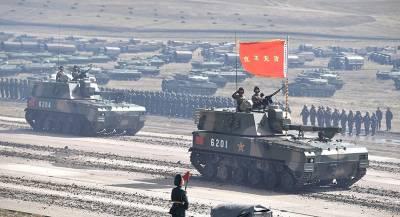 Китай отказался снижать риск военного конфликта с США