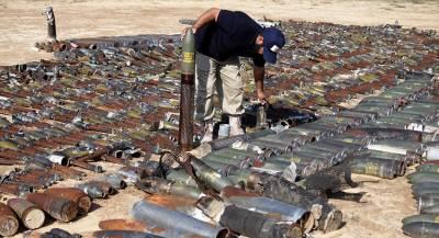 Саудовская Аравия избежит оружейного эмбарго