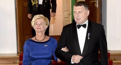 Семья президента: Раймонд Вейонис