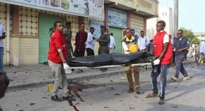 В ресторане Сомали произошёл взрыв