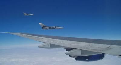 ВВС США пролетели у спорных островов в Южно-Китайском море