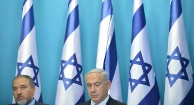 Нетаньяху и Либерман спорят из-за начальника Генштаба