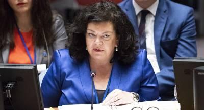 Совбез ООН призвал Россию остановить выборы в Донбассе