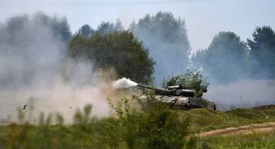Украина перебросила танки в Донбасс
