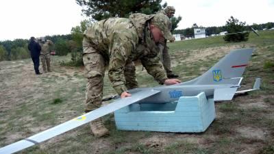 Милиция ДНР сообщила о сбитом беспилотнике ВСУ