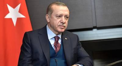 Эрдоган назвал условия вывода турецких войск из Сирии