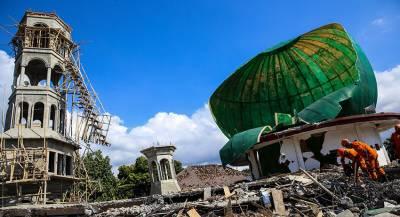 Под завалами храма в Индонезии нашли тела 34 детей