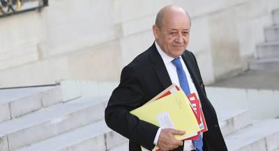 Глава МИД Франции поддержал соглашение РФ и Турции