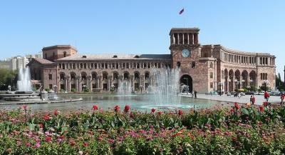 Мужчина пытался совершить самоподрыв в Армении