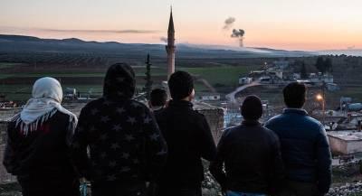 МИД Сирии требует ООН расследовать авиаудары коалиции