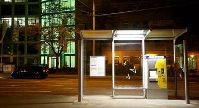 Муляж остановки для пенсионеров появился в Германии