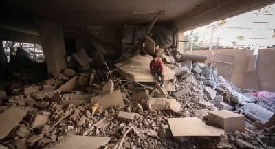 Мощный взрыв прогремел в Идлибе