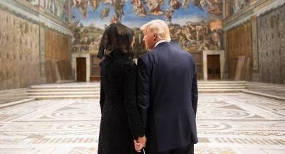 Трамп помолился за возвращение пастора Брансона домой