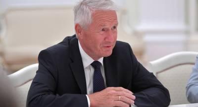 Генсек СЕ призвал изменить закон о СМИ-иноагентах