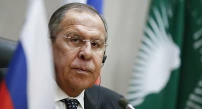Лавров: США инициируют выход из ДРСМД через месяц-полтора