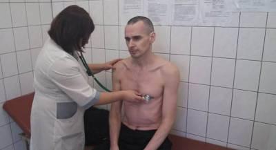 Украина направила МИД РФ ноту из-за Сенцова
