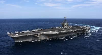 Авианосец покажет готовность США защитить Атлантику