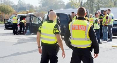 Спецслужбы сорвали теракт на фестивале в Германии