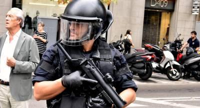 Полиция Испании задержала группу подрывников-анархистов