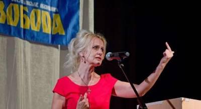 Украинская националистка пригрозила уничтожить Россию