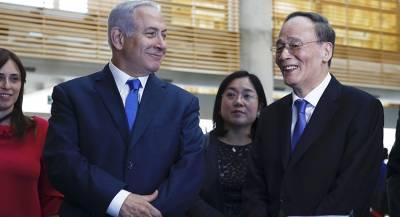 Партнёрство с Китаем отдаляет Израиль от США