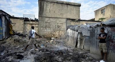 У берегов Гаити произошел новый сильный толчок