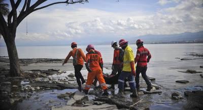 Люди погибли в Индонезии при наводнении