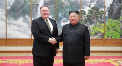 Ким Чен Ын ждёт прогресса от новой встречи с Трампом
