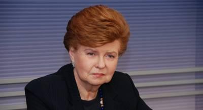 Экс-президент Латвии: у нас мозги как у рептилий