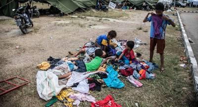 В Индонезии спасли пропавших без вести  школьников